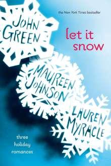 John Green: Let it Snow, Buch