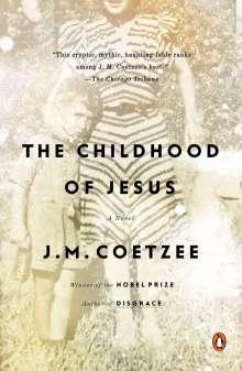 J. M. Coetzee: The Childhood of Jesus, Buch