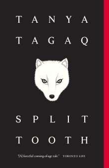 Tanya Tagaq: Split Tooth, Buch