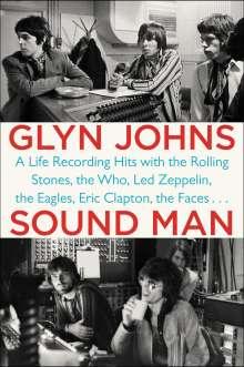 Glyn Johns: Sound Man, Buch