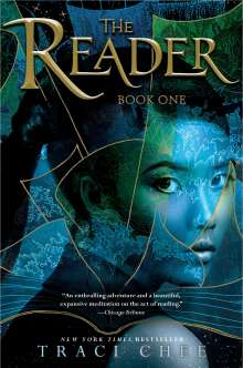Traci Chee: The Reader, Buch