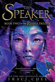 Traci Chee: The Speaker, Buch