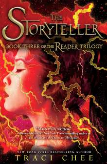 Traci Chee: The Storyteller, Buch