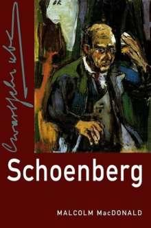 Malcolm Macdonald: Schoenberg, Buch