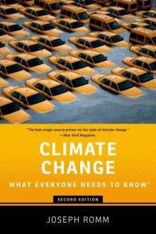 Joseph Romm: Climate Change, Buch