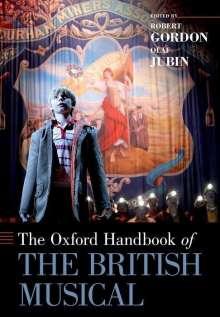 Robert Gordon: The Oxford Handbook of the British Musical, Buch
