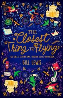 Gill Lewis: Closest Thing to Flying, Buch