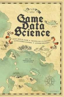 Magy Seif El-Nasr: Game Data Science, Buch