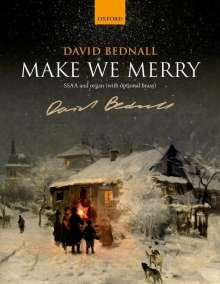 David Bednall: Make We Merry, Buch