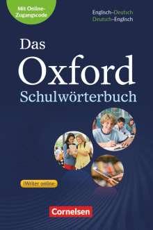 Das Oxford Schulwörterbuch A2-B1, Buch
