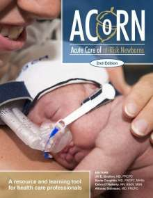 Acorn: Acute Care of At-Risk Newborns: A Resource and Learning Tool for Health Care Professionals, Buch