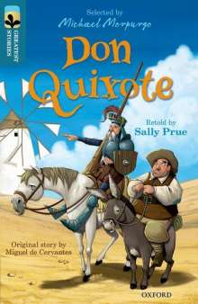 Sally Prue: Oxford Reading Tree TreeTops Greatest Stories: Oxford Level 19: Don Quixote, Buch
