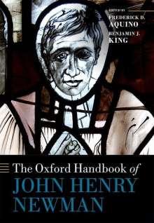 The Oxford Handbook of John Henry Newman, Buch