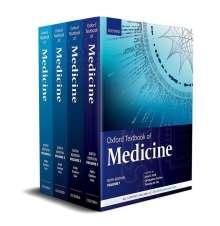 John Firth: Oxford Textbook of Medicine, Buch