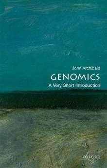 John M. Archibald: Genomics: A Very Short Introduction, Buch