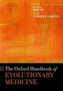 Martin Brune: Oxford Handbook of Evolutionary Medicine, Buch