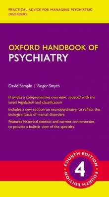 David Semple: Oxford Handbook of Psychiatry, Buch