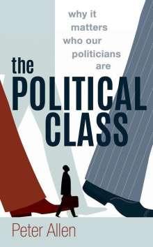 Peter Allen: The Political Class, Buch
