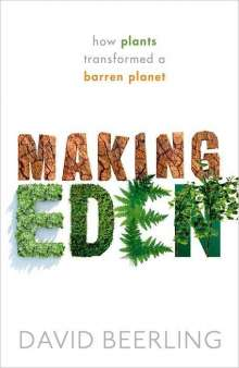 David Beerling: Making Eden, Buch