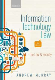 Andrew Murray: Information Technology Law, Buch