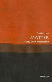 Geoff Cottrell: Matter: A Very Short Introduction, Buch