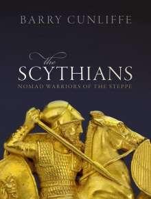 Barry Cunliffe: The Scythians, Buch