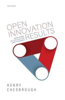 Henry Chesbrough: Open Innovation Results, Buch