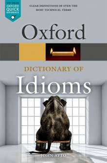 John Ayto: Oxford Dictionary of Idioms, Buch