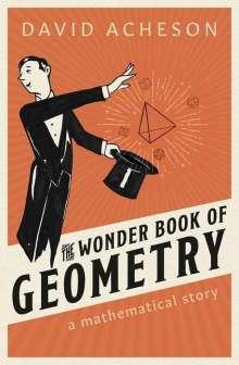 David Acheson: The Wonder Book of Geometry, Buch