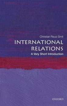 Christian Reus-Smit: International Relations: A Very Short Introduction, Buch