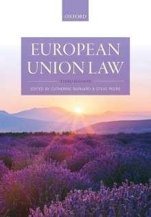 Catherine Barnard: European Union Law, Buch