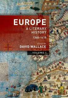 Europe: Volume 1: A Literary History, 1348-1418, Buch