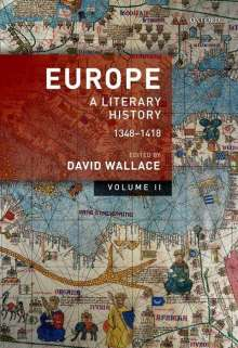 Europe: Volume 2: A Literary History, 1348-1418, Buch