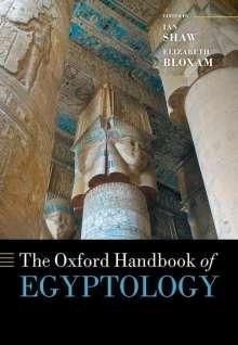 Ian Shaw: The Oxford Handbook of Egyptology, Buch