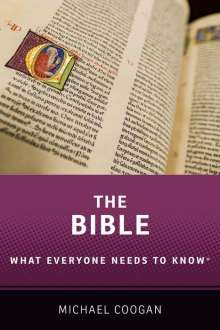 Michael Coogan: The Bible, Buch