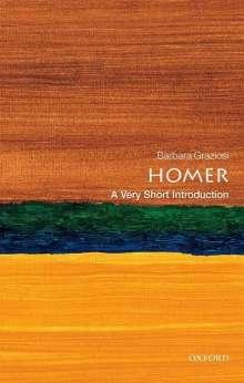 Barbara Graziosi: Homer: A Very Short Introduction, Buch