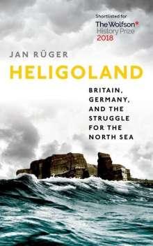 Jan Rüger: Heligoland, Buch