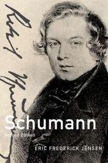 Eric Jensen: Schumann, Buch