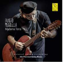 Fausto Mesolella (1953-2017): Madama Terra (Natural Sound Recording) (180g) (Limited Edition), LP