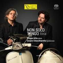 Cesare Chiacchiaretta & Filippo Arlia - Non Solo Tango, Super Audio CD