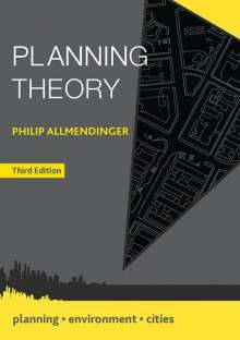 Philip Allmendinger: Planning Theory, Buch