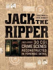 Paul Begg: Jack the Ripper, Buch