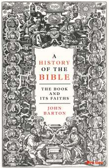 John Barton: A History of the Bible, Buch
