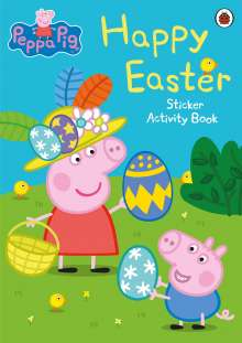 Ladybird: Peppa Pig: Happy Easter, Buch