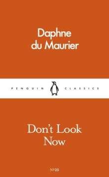 Daphne Du Maurier: Don't Look Now, Buch