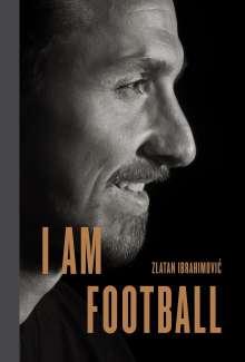 Zlatan Ibrahimovic: I Am Football, Buch