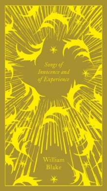 William Blake: Songs of Innocence and of Experience, Buch