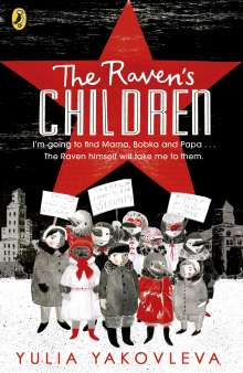 Yulia Yakovleva: The Raven's Children, Buch