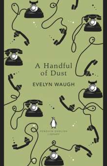 Evelyn Waugh: A Handful of Dust, Buch