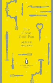 Arthur Machen: The Great God Pan, Buch